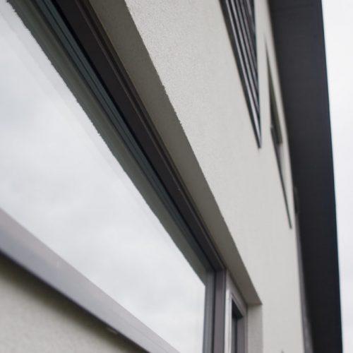 Kombinationsfönster Trä/Aluminium