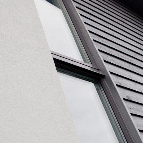 Fast fönster